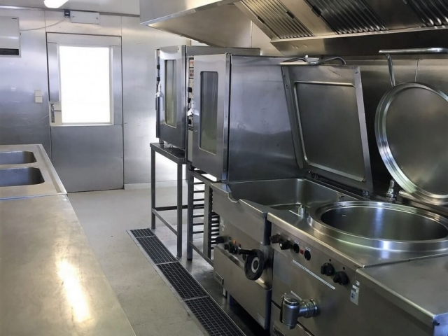 Küche Senioren Wohnpark in Coswig (DE)