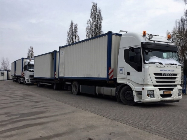 Transport für Senioren Wohnpark in Coswig (DE)