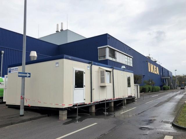 Ikea in Köln (DE)
