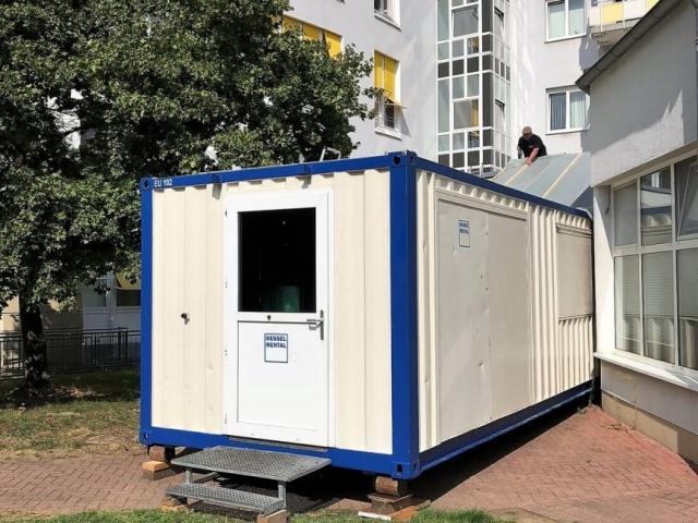 Helios Klinik in Hagen (DE)