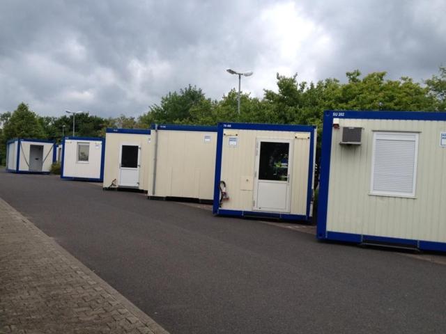 Reihe Container